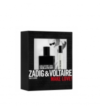 ZADIG & VOLTAIRE THIS IS HIM EDT 50 ML + EDT 10 ML SET REGALO