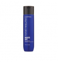 TOTAL RESULTS BRASS OFF SHAMPOO