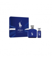 RALPH LAUREN POLO BLUE EDT 125 ML + EDT 30 ML SET REGALO