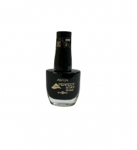 ASTOR ESMALTE UÑAS PERFECT STAY GEL SHINE 607 VIP BLACK