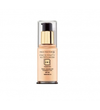 MAX FACTOR FACEFINITY ALL DAY FLAWLESS 3 IN 1 FOUNDATION 048 WARM NUDE