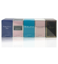 RALPH LAUREN WOMEN MINIATURAS X 5 SET REGALO