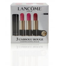 LANCOME 3 L'ABSOUL ROUGE