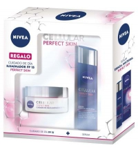 NIVEA CELLULAR PACK PERFECT SKIN + SERUM NOCHE
