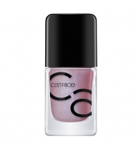 CATRICE ESMALTE DE UÑAS ICONAILS GEL 63 EARLY MORNINGS, BIG SHIRT, PERFECT NAILS
