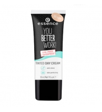 ESSENCE YOU BETTER WORK CREMA HIDRATANTE COLOR 10 LIGHT 30Ml