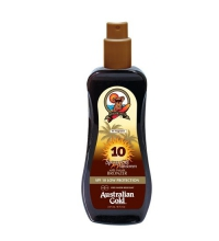 AUSTRALIAN GOLD SPRAY GEL BRONCEADOR SPF 10 237 ML