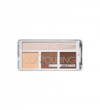 CATRICE PALETA CONTOURNING OJOS Y CEJAS 020 BUT FIRST, HOT COFFEE!