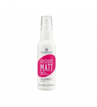 ESSENCE SPRAY FIJADOR DEL MAQUILLAJE MATIFICANTE 50 ML