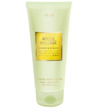 4711 ACQUA COLONIA LEMON & GINGER BODY LOCION  200ML