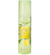 4711 ACQUA COLONIA LEMON & GINGER BODY SPRAY 75ML