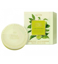 4711 ACQUA COLONIA LIME & NUTMEG SOAP 100GR