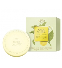 4711 ACQUA COLONIA LEMON & GINGER SOAP 100GR