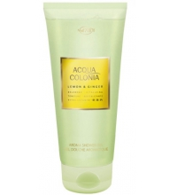 4711 ACQUA COLONIA LEMON & GINGER SHOWER GEL 200ML