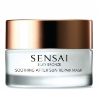 SENSAI SILKY BRONZE AFTERSUN REPAIR MASK MASCARILLA PARA CUERPO INTENSIVA