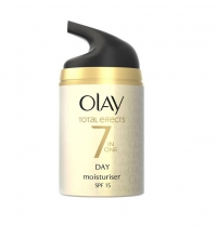 OLAY TOTAL EFFECTS X 7 CREMA DIA SPF 15 50 ML