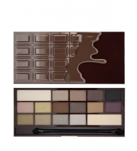 I HEART REVOLUTION MAKEUP CHOCOLATE PALETA SOMBRAS DEATH BY CHOCOLATE 22 GR