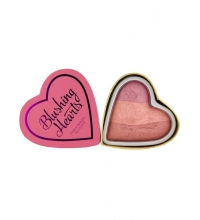 I HEART REVOLUTION HEART BLUSHER CANDY QUEEN OF HEARTS