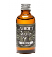 APOTHECARY 87 THE UNSCENTED RECIPE BEARD