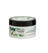 H2EAU LONDON BODY CREAM CORPORAL NATURAL DE PEPINO & MENTA 200 ML