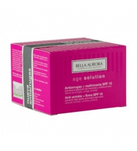 BELLA AURORA AGE SOLUTION ANTIARRUGAS + ANTI-MANCHAS 50 ML