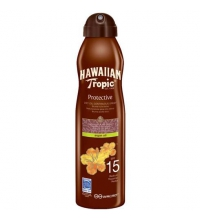 HAWAIIAN TROPIC BRUMA ACEITE SECO FPS15 180 ML