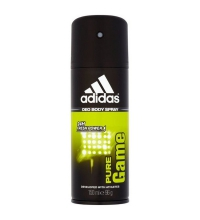 ADIDAS PURE GAME DEO SPRAY 150 ML