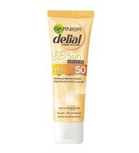 GARNIER DELIAL CREMA FACIAL BB SUN COLOR FPS50 50 ML
