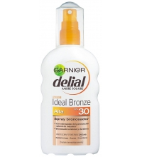 GARNIER DELIAL SPRAY IDEAL BRONCE FPS30 200 ML