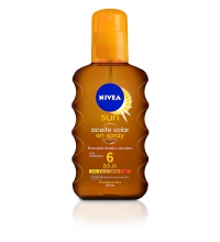 NIVEA SUN ACEITE SOLAR SPRAY SPF 6 200 ML