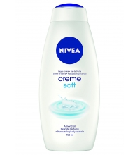 NIVEA GEL DE DUCHA CREME SOFT 750 ML
