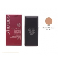 SHISEIDO PERFECT REFINING FOUNDATION 30 ML COLOR I60 NATURAL DEEP IVORY