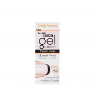 SALLY HANSEN SALON INSTA GEL STRIPS FRENCH MANICURE TIPS OVER 490 4.0ML