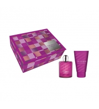 TRUSSARDI SOUND OF DONNA EDP 100 ML + B/LOC 100 ML + NECESER SET REGALO