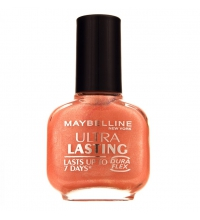 MAYBELLINE ULTRA LASTING LACA UÑAS 257 PAPAYA 12 ML.
