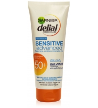 GARNIER DELIAL SENSITIVE ADVANCED LECHE PROTECTORA FPS50+ 200 ml