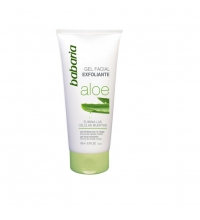 BABARIA EXFOLIANTE FACIAL ALOE VERA 150ML