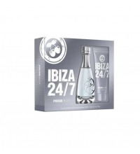PACHA IBIZA 24/7 FOR MEN EDT 100ML VAPO + GEL 75 ML SET REGALO