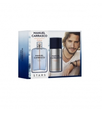 MANUEL CARRASCO LIBRE EDT 100ML + DESODORANTE 150ML SET REGALO