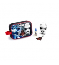 STAR WARS EDT 25 ML + GEL DE BAÑO 300 ML + NECESER SET REGALO
