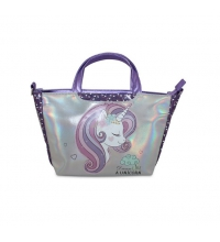 DREAM LIKE A UNICORN BOLSO CON BOLSILLOS MEDIANO