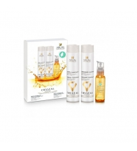 ARUAL CRYSTAL DIAMOND (CHAMPU + ACOND. + ACEITE) SET REGALO