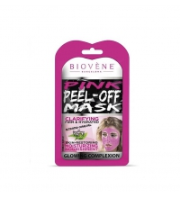 Pink Peel-off Mask