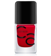 CATRICE ESMALTE DE UÑAS ICONAILS GEL 05 IT'S ALL ABOUT THAT RED