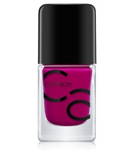 CATRICE ESMALTE DE UÑAS ICONAILS GEL 34 FOR THE BERRY FIRST TIME!
