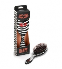 CHIC & LOVE CEPILLO CABELLO ESTUCHADO HAPPY