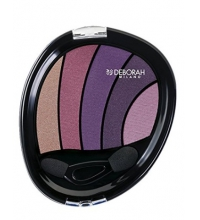 DEBORAH PERFECT SMOKEY EYE PALETTE 5 TONOS Nº 4 VIOLETA