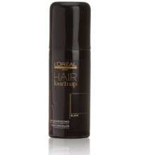 L'OREAL HAIR TOUCH UP BLACK SPRAY CORRECTOR DE RAICES NEGRO 75 ML