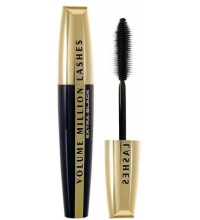 L'OREAL MASCARA MILLION LASHES EXTRA BLACK