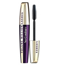 L'OREAL MASCARA SO COUTURE BLACK